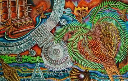 معرض فني هندي في مؤسسة العويس الثقافية الأربعاء 9 مايو