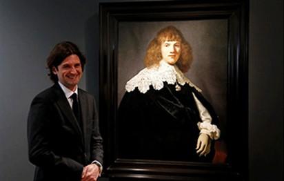 """عرض أول لوحة """"جديدة"""" لرامبرانت منذ 44 عاما"""