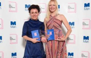 الروائية البولندية أولغا توكارتشوك تفوز بجائزة بوكر العالمية للرواية 2018