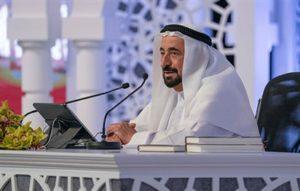 في محاضرة بعنوان «جذور أدب اللغة العربية» سلطان: الثقافة استنباط من الإنسان