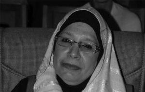 الجزائر تودع الفنانة المسرحية سامية سعدي