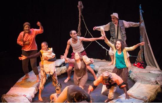 فوز عرض (الشقف) بجائزة مهرجان ليالي المسرح الحر الدولي بالأردن