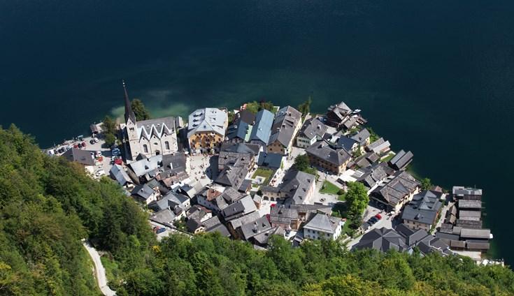 Salt of the Alps: ancient Austrian mine holds Bronze Age secrets