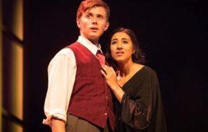 حب جبران الأول في مسرحية غنائية في لندن