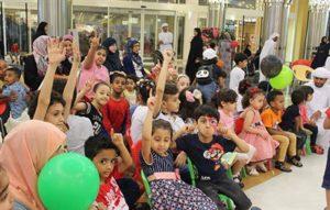 """مهرجان """"قيّظ في الفجيرة"""" ينعش الأهالي والأطفال بـ 100 فعالية"""