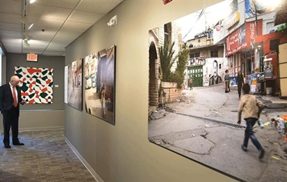 From humble beginnings: this Palestinian museum in the US has big ambitions