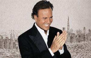 خولیو إغلیسیاس يغني في دبي مطلع أكتوبر المقبل