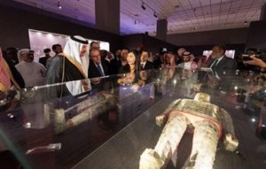 Riyadh hosts Chinese cultural exhibition