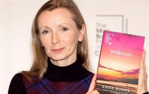 'Milkman' writer Anna Burns win Man Booker Prize