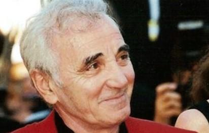 Departure of Famed French Singer Charles Aznavour