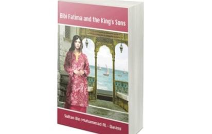 طبعة إنجليزية من رواية سلطان «بيبي فاطمة وأبناء الملك»