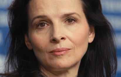 جولييت بينوش تترأس تحكيم مهرجان برلين السينمائي