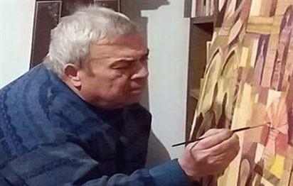 Departure of Syrian Plastic Artist Waheed Maghariba