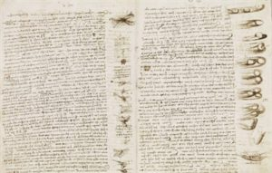 Rare Leonardo da Vinci notebook to go on show at British Library