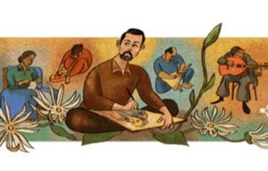 Who was Louay Kayali? Syrian artist celebrated with Google Doodle