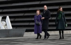 Read more about the article Prince William, Kate laud Dundee for its team approach to challenges
