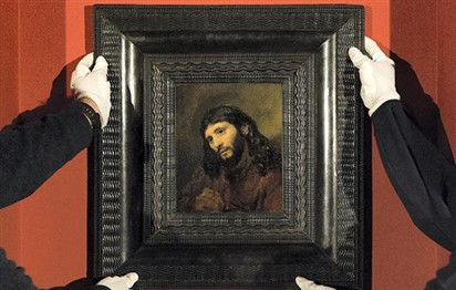 Exclusive: Louvre Abu Dhabi unveils rare Rembrandt in a regional first