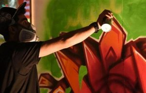 Colouring the streets of Muscat: Oman's graffiti artists leave their mark