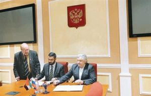 """روسيا ضيف شرف معرض """"أبوظبي الدولي للكتاب 2020"""""""