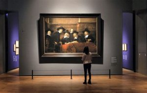 The world's largest Rembrandt collection goes on rare display in Amsterdam