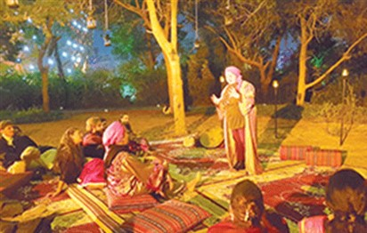Storytelling fest charms Sharjah audience