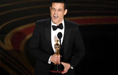 'Green Book' Wins Oscar for Best Picture Rami Malek Named Best Actor