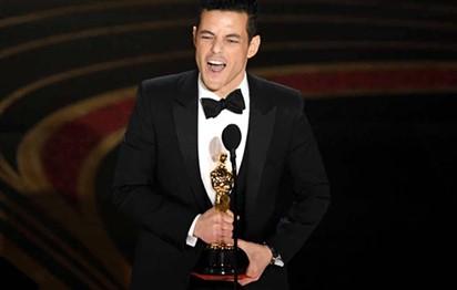 """""""جرين بوك"""" يفوز بجائزة أفضل فيلم ورامي مالك أفضل ممثل"""