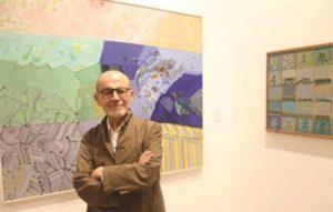 رحيل التشكيلي اللبناني أمين الباشا عن 87 عاماً