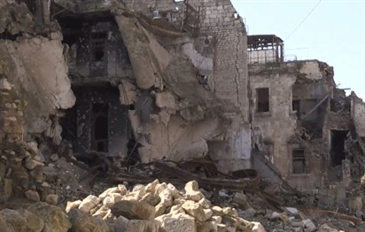 Syria's ancient Aleppo souk poised to regain its bustle