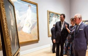 Spanish impressionist Sorolla gets royal treatment in London