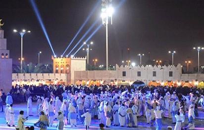 Mega entertainment events in Saudi Arabia: Cirque Eloise, Bollywood, F1 H20, Red Bull Air Race