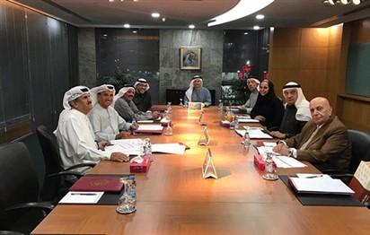 مجلس أمناء مؤسسة سلطان بن علي العويس الثقافية  يعقد اجتماعه الدوري الأول و يناقش خطة العام 2019