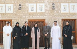New centre highlights exceptional value of Sharjah's heritage sites