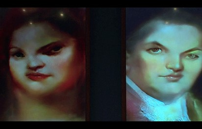 AI portrait joins Warhol, Basquiat and Freud at London auction