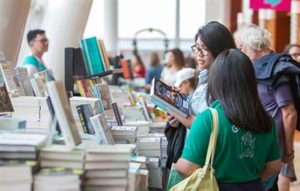 Emirates Airline Festival of Literature begins with a host of literary stars