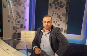 ميكرفون يقتل الشاعر المغربي محسن أخريف