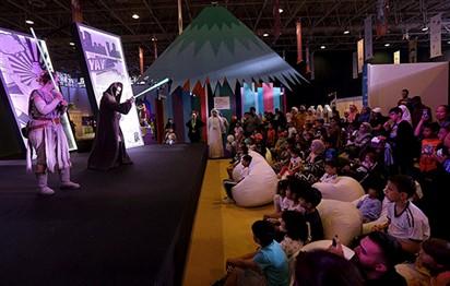 """""""الشارقة القرائي للطفل"""" يختتم فعاليات دورته 11 بأكثر من 200 ألف زائر"""