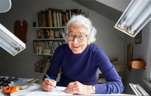 Judith Kerr, author of children's book 'The Tiger Who Came to Tea', dies aged 95