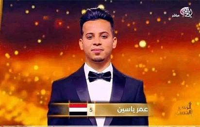 You are currently viewing متسابق يمني يفوز بلقب «فارس الأغنية الطربية»