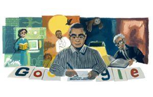 جوجل يحتفل بذكرى ميلاد الكاتب المصري أحمد خالد توفيق