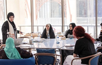 Warsha provides Arab authors a key for creating children's books