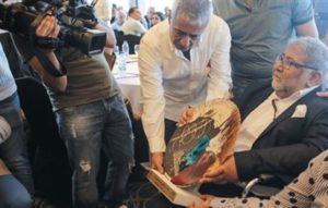 تكريم أردني وفلسطيني للشاعر أمجد ناصر في عمان