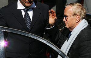 فلورنسا تودع  فرانكو زيفريللي أخر عمالقة السينما الإيطالية
