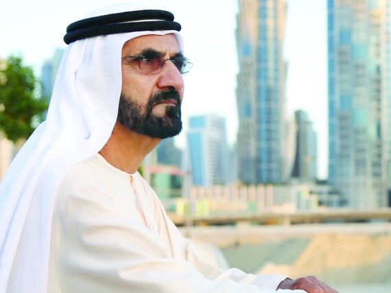محمد بن راشد يستنهض ملكة التفكير والشعر بلغز جديد