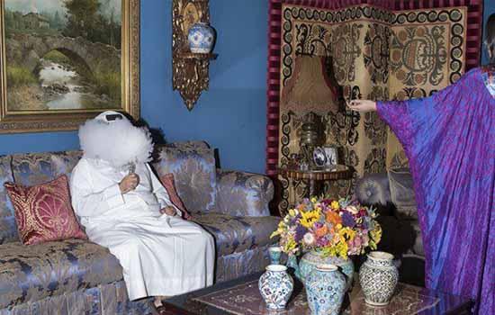 Emirati artist Farah Al-Qasimi's first solo US show set to open