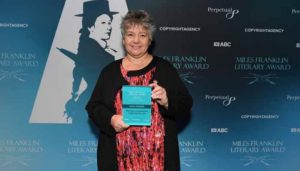 """رواية """"ثرثرة"""" تفوز بجائزة «مايلز فرانكلين» الأدبية"""