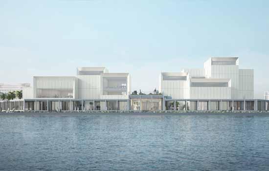 """""""مركز جميل للفنون"""" ضمن أكثر 7 مبان إدهاشاً حول العالم"""
