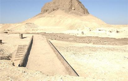 مصر تفتح هرم اللاهون أمام الزوار