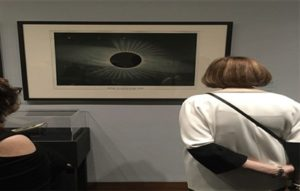 Centuries of Moon depictions on display in New York