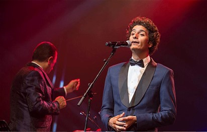 Mohamed Mohsen is reviving the Arab world's classic music tradition